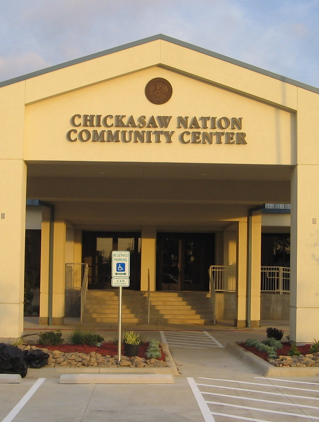 Chickasaw Community Center