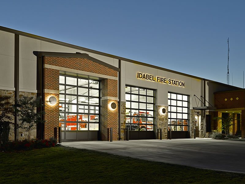 Idabel Fire Station