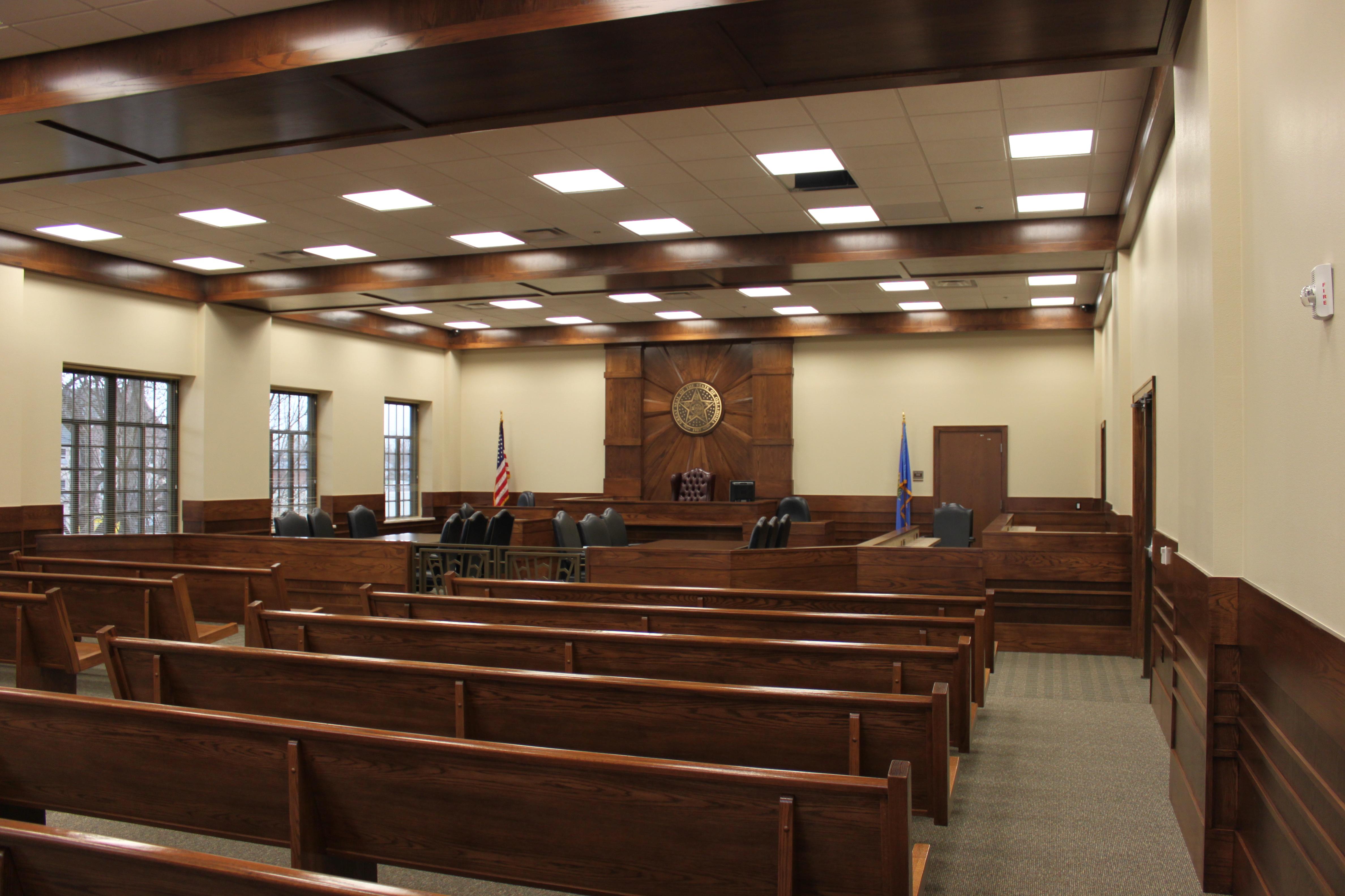 Pontotoc Court House