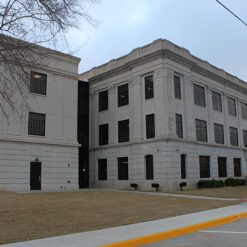Pontotoc Court House