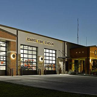 Idabel Fire Station