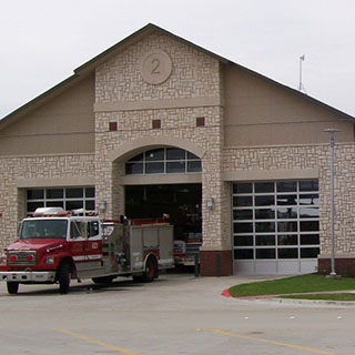 Little Elm Fire Station